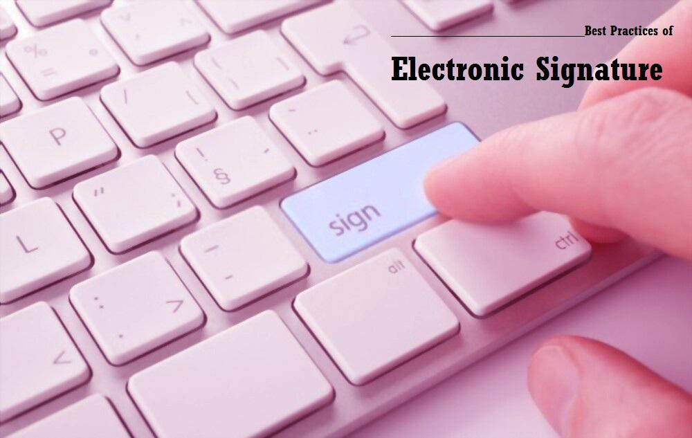 signature electronics company
